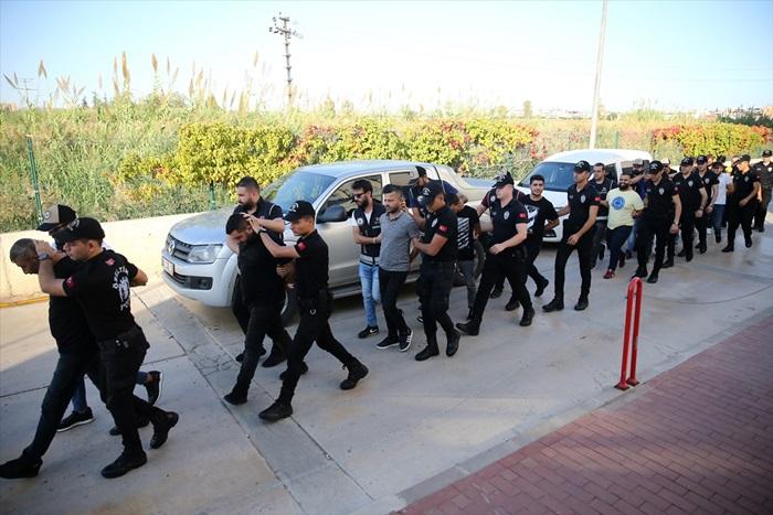 Adana merkezli organize suç örgütü operasyonu