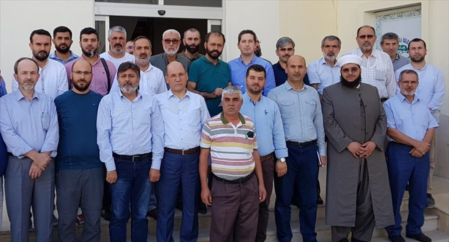 Adana Sivil İnisiyatif Meclisi'nden Barış Pınarı Harekatı'na destek