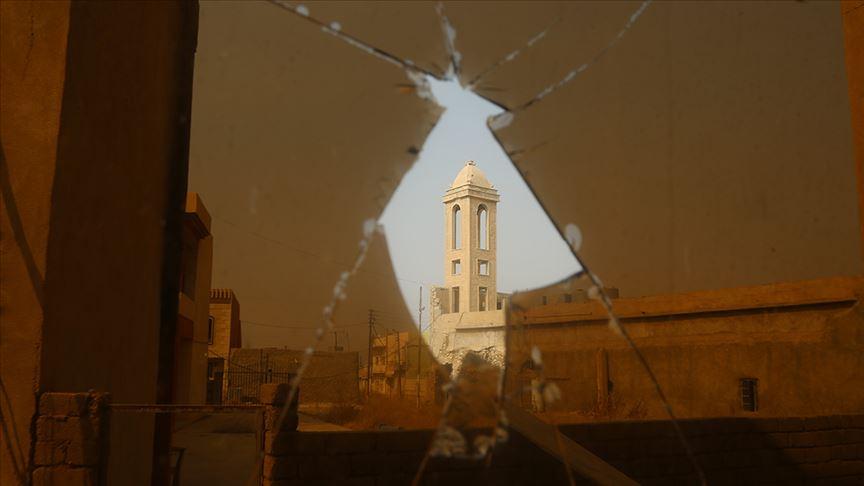 Irak Hristiyan Vakfı: ABD Suriyeli Hristiyanlar için işleri daha kötü hale getiriyor