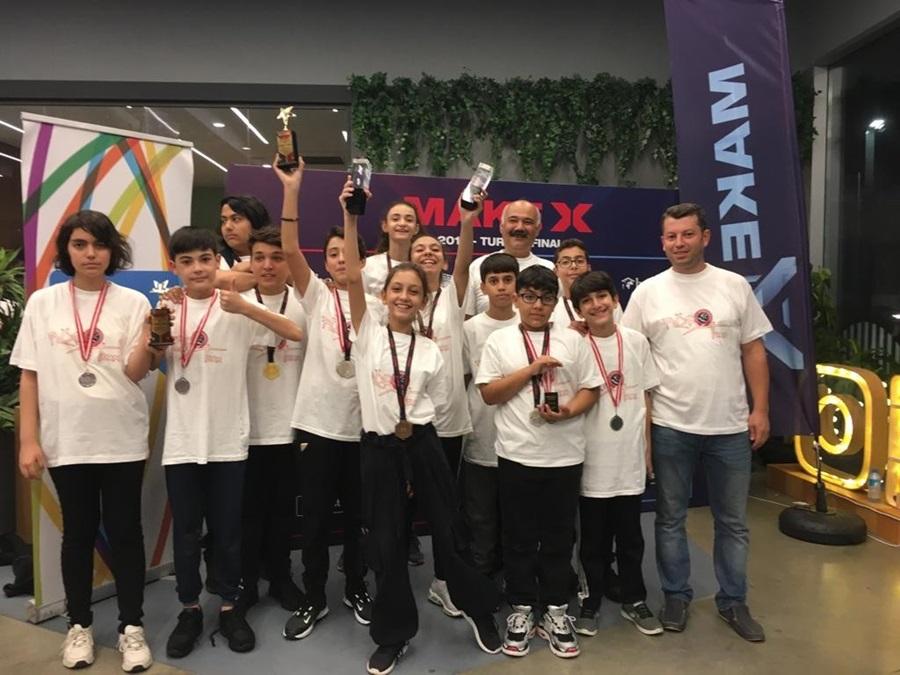 Adanalı öğrencilerin hedefi dünya şampiyonluğu