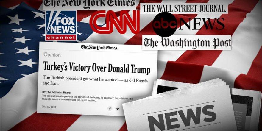 ABD basını: Türkiye istediği her şeyi aldı