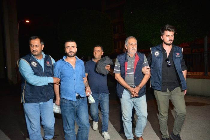 Adana'da terör propagandasına tutuklama