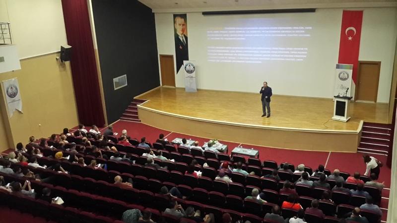 Adana Gençlik Merkezi Proje Tanıtımı Yapıtı
