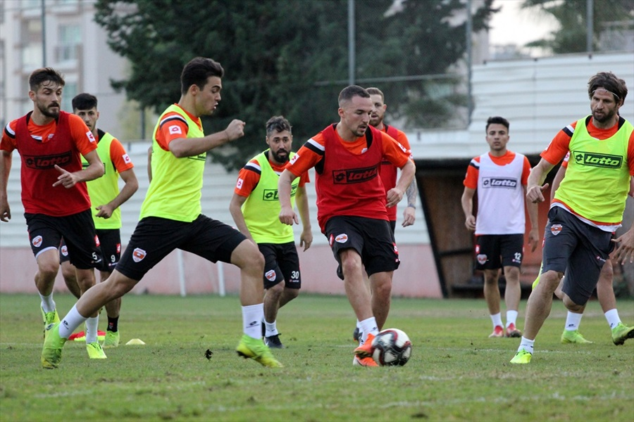 Adanaspor, Keçiörengücü maçına hazır