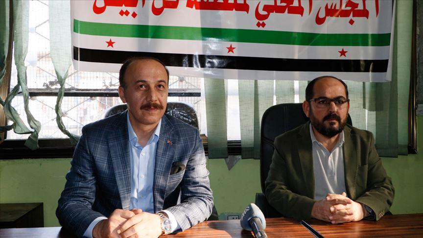 Tel Abyad'da yerel meclis kuruldu