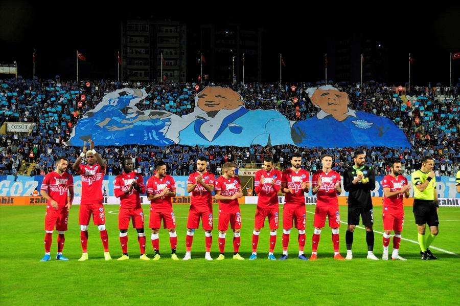 Adana Demirspor, Boluspor maçının tribün gelirini deprem bölgesine gönderecek