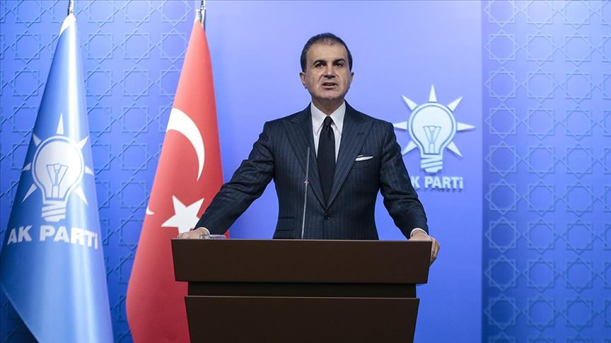Çelik: Atatürk'e dönük çirkin yayını en şiddetli şekilde kınıyoruz