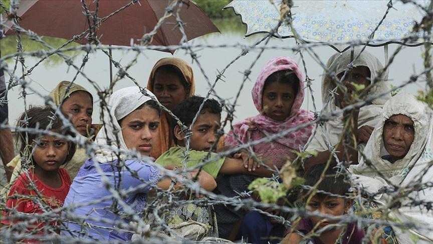 UCM'den Arakanlı Müslümanlara karşı işlenen suçlarla ilgili soruşturmaizni