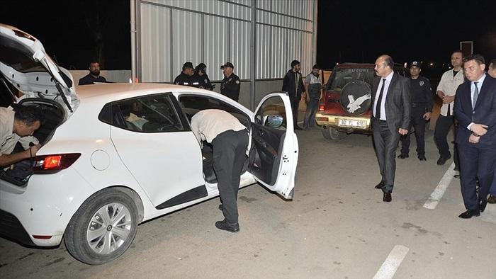Adana'da 780 polisin katılımıyla hava destekli asayiş uygulaması