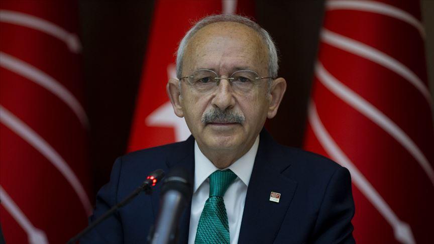 Kılıçdaroğlu: İşsizliğin olduğu yerde huzur olmaz