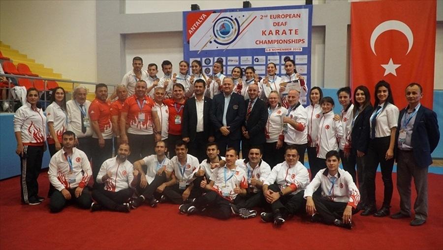 İşitme Engelliler Avrupa Karate Şampiyonası
