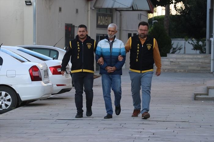 Adana'da yakalanan firari hükümlünün kimliği parmak izinden belirlendi