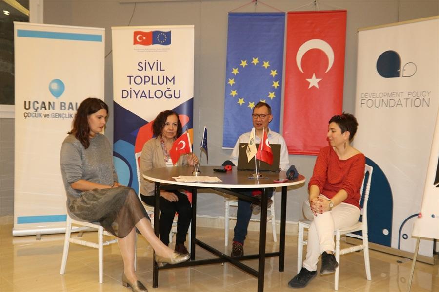 """Adana'da """"sehrimiz.org"""" internet sitesi tanıtıldı"""