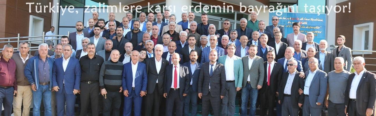 Naim Yanık: Türkiye, zalimlere karşı erdemin bayrağını taşıyor!
