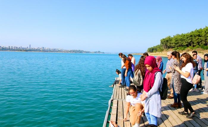 Adana Malazgirt Ortaokulu Öğrencilerinin Gezi Keyfi