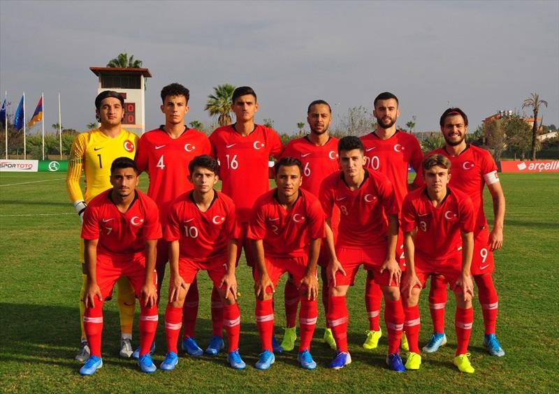 19 Yaş Altı Milli Futbol Takımı, Avrupa Şampiyonası Eleme Turu