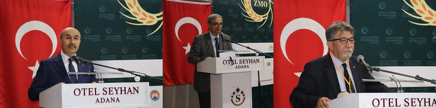 Adana'da Tarım ve Geleceği Çalıştayı