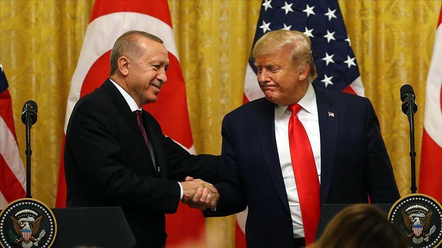 Erdoğan-Trump görüşmesi: Sabotaj çabaları boşa çıktı