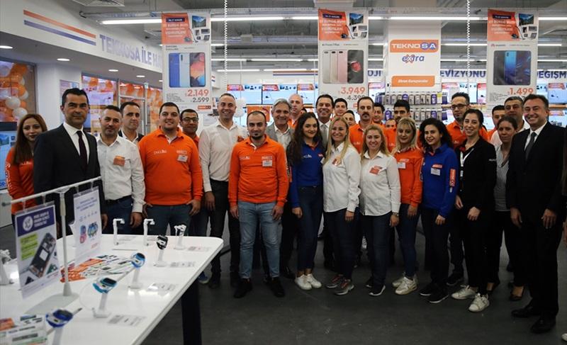 Teknosa, Adana'da 6'ncı mağazasını açtı