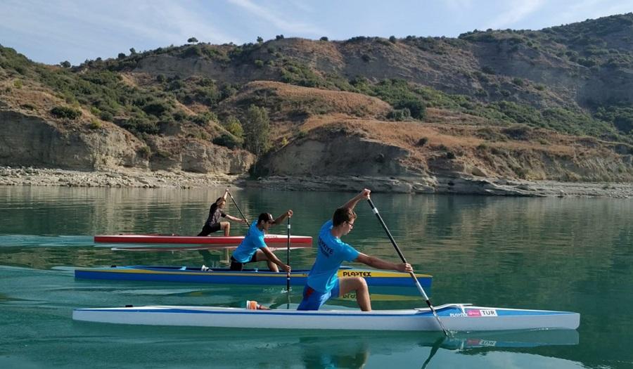 Kano Milli Takım Sporcuları Adana'da Kampta
