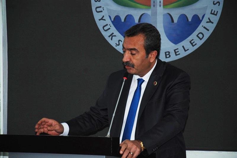 """CHP'li Başkan Çetin: """"İşçilerin parasını ödeyemez duruma geldik.."""""""