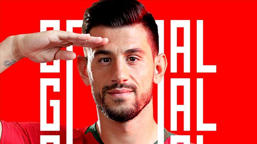 Portekiz Futbol Federasyonundan asker selamlı gol sevinci paylaşımı