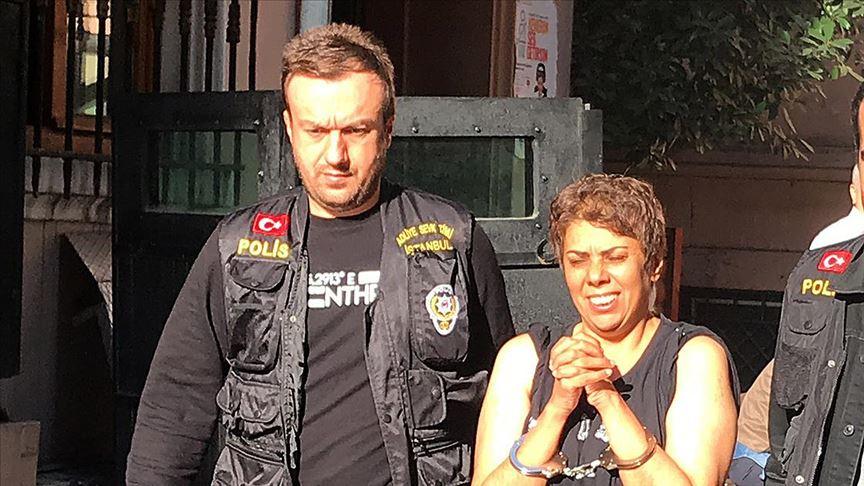 Karaköy'de başörtülü kadına saldırının faili tutuklandı