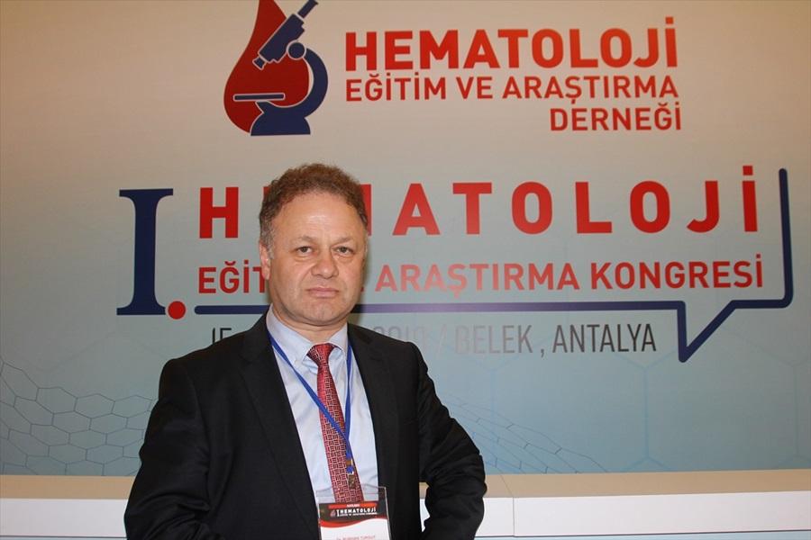 1. Hematoloji Eğitim ve Araştırma Kongresi