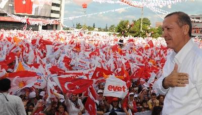 Diyarbakır Erdoğan'ı memnun etti?