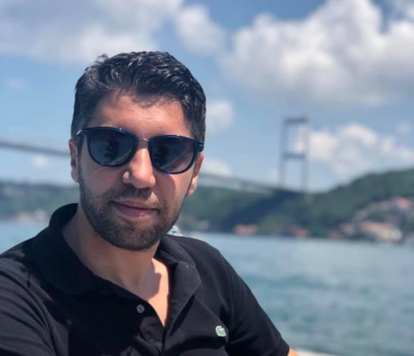 AK Parti'nin yeni Adana İl Başkanı Mehmet Ay..