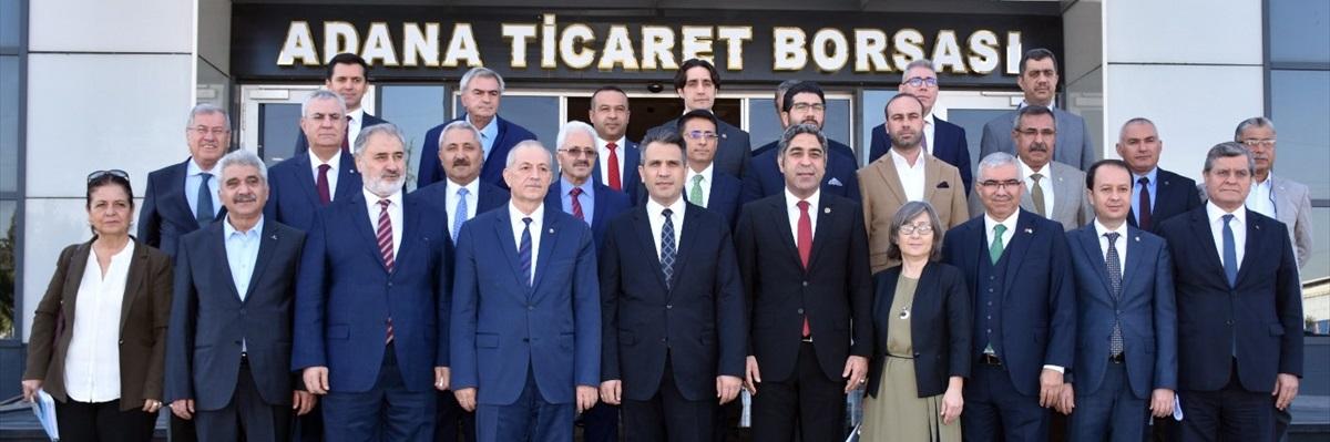 """Adana'da yükümlüler için """"Mesleki Eğitim Kampüsü"""" kurulacak"""