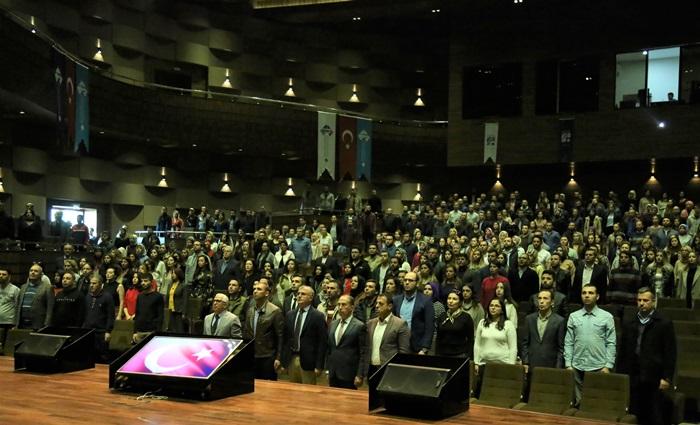 Gaziantep'teki Öğretmenler HKÜ'de Buluştu