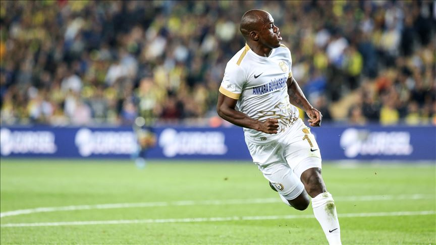 MKE Ankaragücü'nün 'taklacı golcüsü' Trabzonspor maçı için iddialı