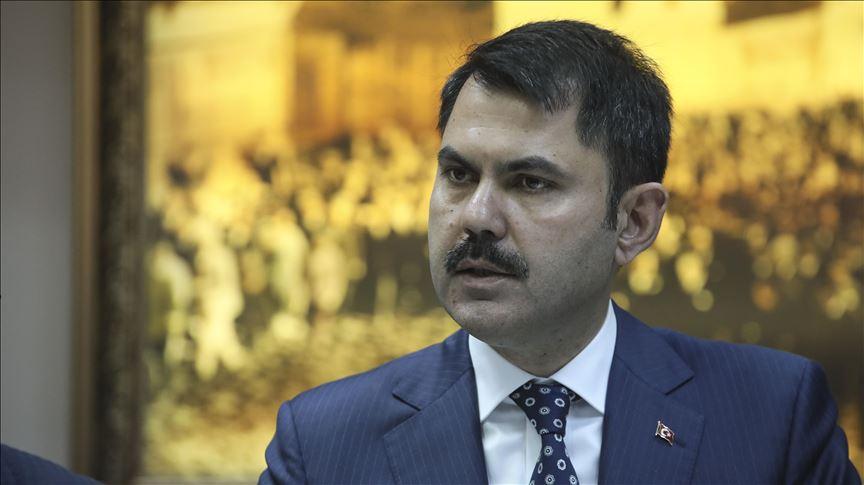 Bakan Kurum: Elazığ'da 2 bin yeni konut üretimine başlayacağız