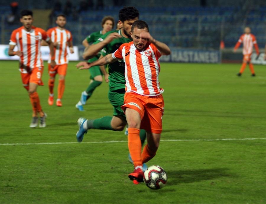 Adanaspor: 2 - Bursaspor: 3