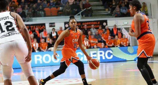 Gelecek Koleji Çukurova Basketbol: 56 - UMMC Ekaterinburg: 112
