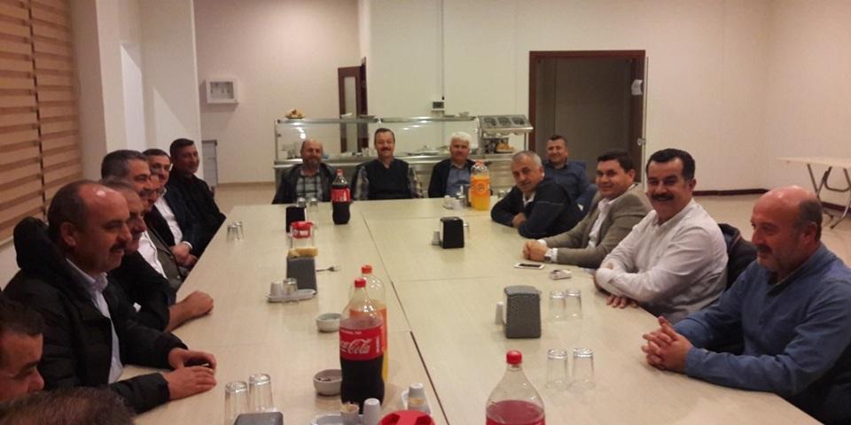 Adana İHL 1984 mezunları Mersin'de buluştu..