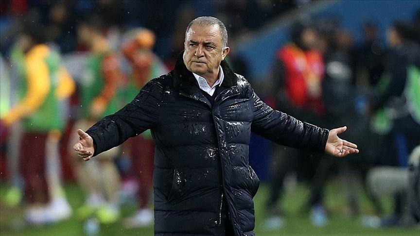 Fatih Terim: Sahada mağlubiyete reaksiyon veren bir Galatasaray var