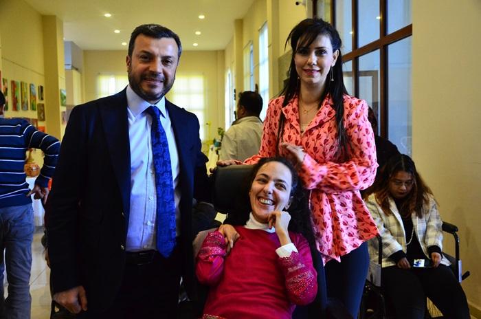 Yüreğir Belediyesinden Engelliler Günü etkinliği