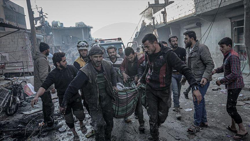 İdlib'de 12 Ocak saat 00.01'den itibaren ateşkes uygulanacak