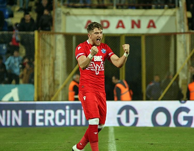 Adana Demirspor: 1 - Büyükşehir Belediye Erzurumspor: 0