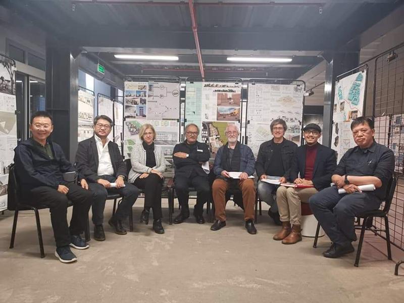 Building 4Humanity Uluslararası Tasarım Yarışması'nın (B4H-DC) - 2019 Tayvan Ödül kazananları açıklandı
