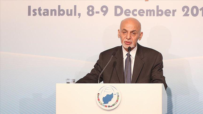Afganistan Cumhurbaşkanı Gani: Taliban ile görüşmeler Afganistan'da siyasi çözümün anahtarı olacak