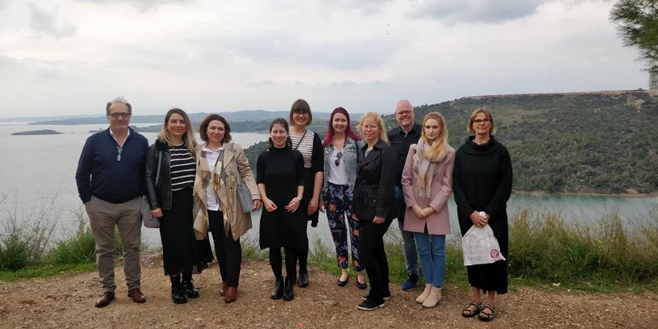 Çukurova Üniversitesi Yabancı Diller Yüksekokulunun AB Projeleri Başarısı