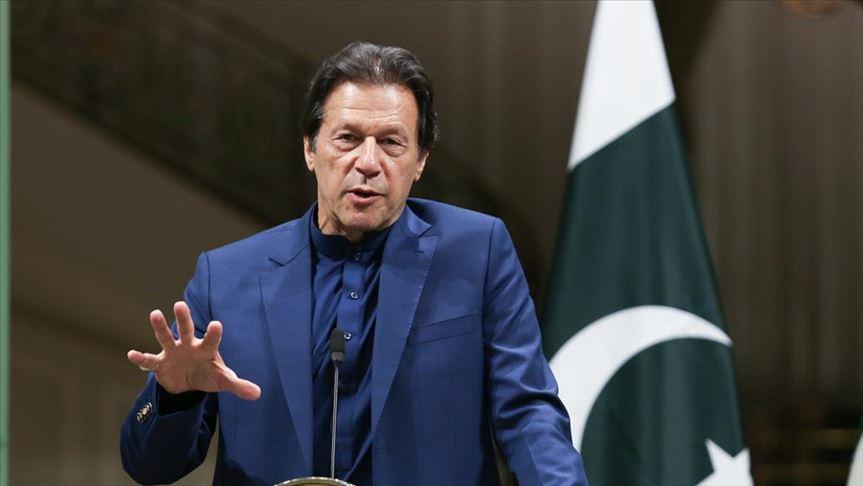 Pakistan Başbakanı Han: Hindistan'da Nazi Almanyası'na benzer gelişmeler yaşanıyor