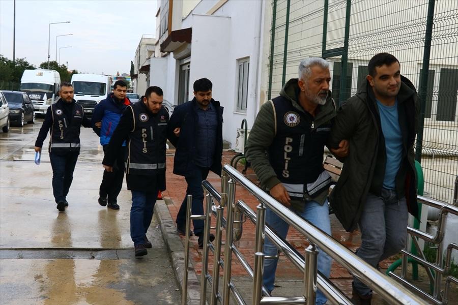 FETÖ şüphelisi Ukrayna'ya kaçmak isterken havalimanında yakalanmış