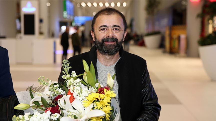 Mısır'da gözaltına alındıktan sonra serbest bırakılan AA çalışanı Hilmi Balcı Türkiye'ye geldi