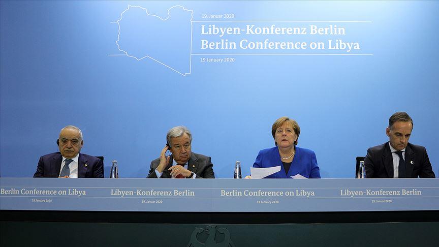 Merkel: Libya için kapsamlı bir plan konusunda anlaştık