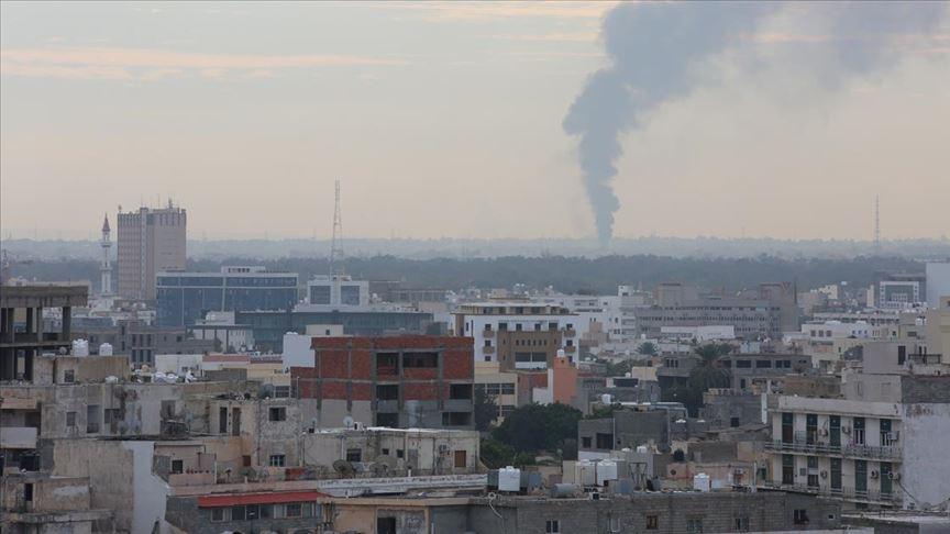 Libya'da Hafter milisleri başkent Trablus çevresinde ateşkesi ihlal ediyor