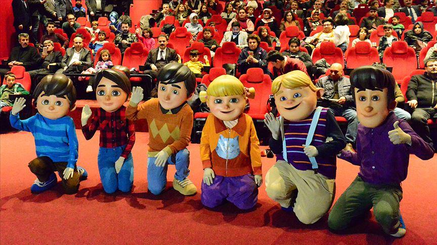 'Rafadan Tayfa 2: Göbeklitepe' filmi rekor izleyiciye ulaştı